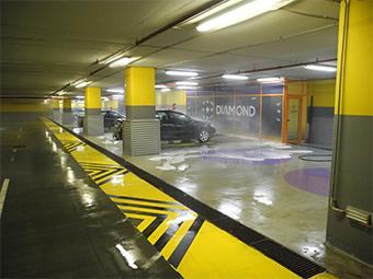 Diamond car spa sun plaza